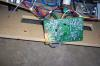 Toshiba CRT Green Circuit Board